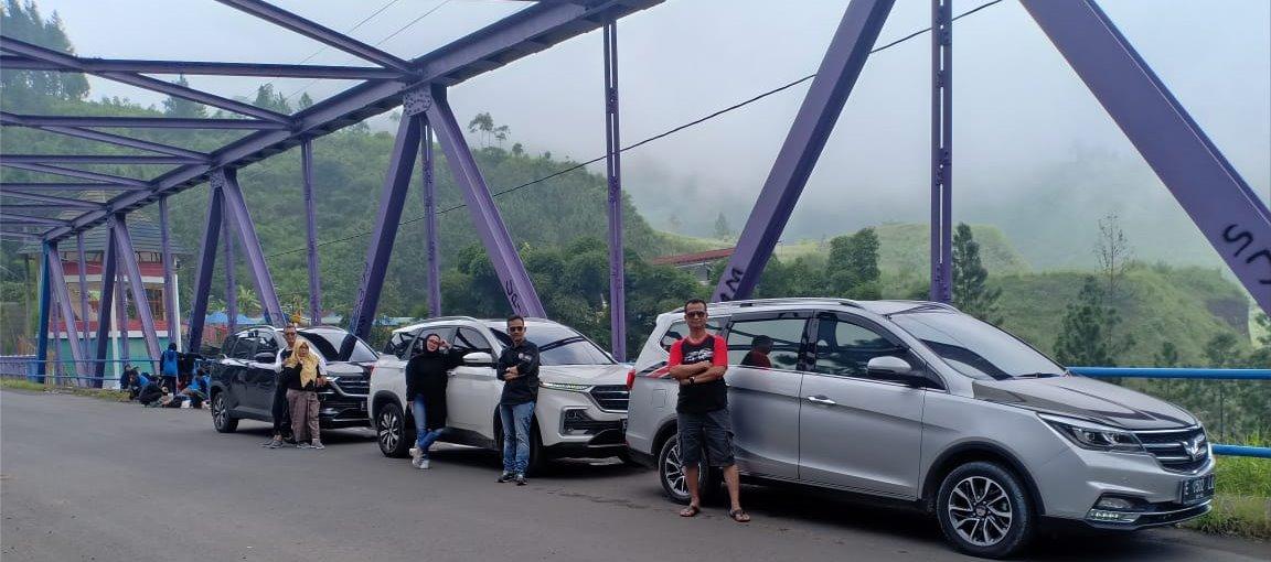 Wuling Cirebon ke Guci
