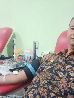 Donor Darah SMKN 1 Gebang