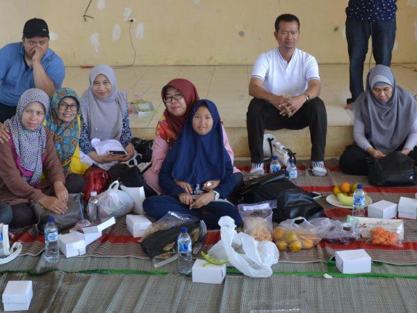 Gathering Keluarga Besar UPW SMKN 1 Kedawung 2017